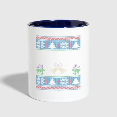 1f7cfa3831e Family Ugly Ramirez Christmas Family Vacation Tshirt - Contrast Coffee Mug