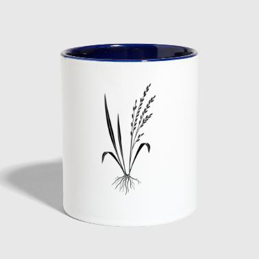roots - Contrast Coffee Mug