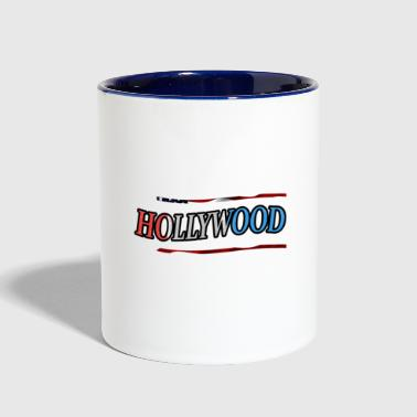 Hollywood - Contrast Coffee Mug