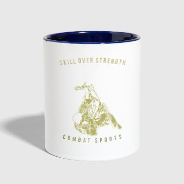 Mixed Martial Arts - Jiujitsu - Contrast Coffee Mug