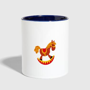 Happy Childhood - Contrast Coffee Mug