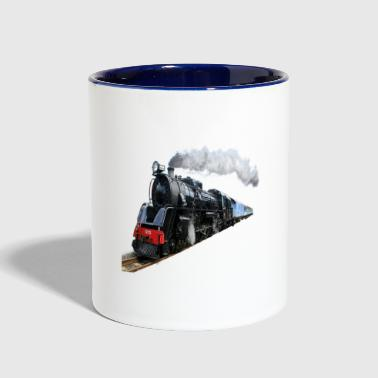 (Train) - Contrast Coffee Mug
