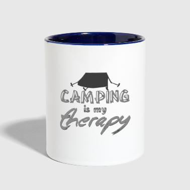 Therapy Therapy - Contrast Coffee Mug