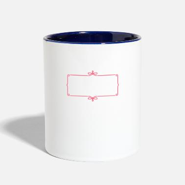 Sir Yes Sir - Two-Tone Mug