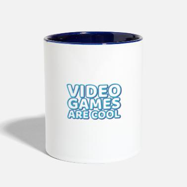 Video Game Video games - Contrast Coffee Mug