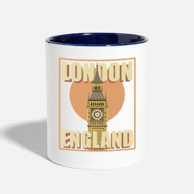 London England London, England - Two-Tone Mug