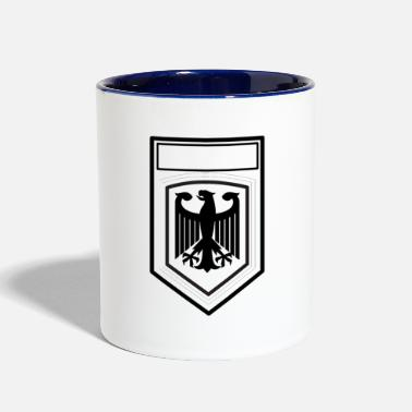 Armed Forces Armed Forces (German eagle) - Two-Tone Mug