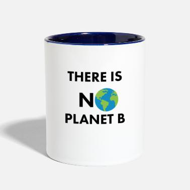 No Planet B Event No Planet B - Two-Tone Mug