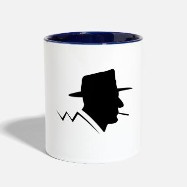 Like A Sir like a sir - Two-Tone Mug