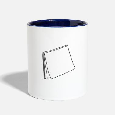 Post Post it - Two-Tone Mug