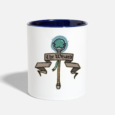 Wizard The Wizard - Contrast Coffee Mug