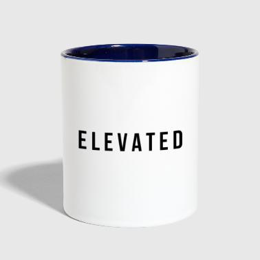 Elevated - Contrast Coffee Mug