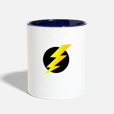Parafuso Lightning Bolt - Two-Tone Mug