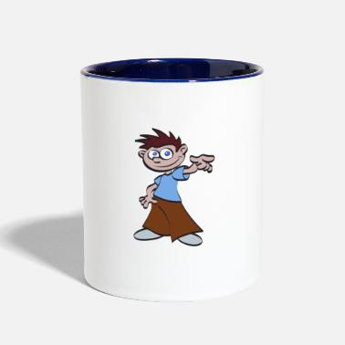 Illustration illustration - Two-Tone Mug