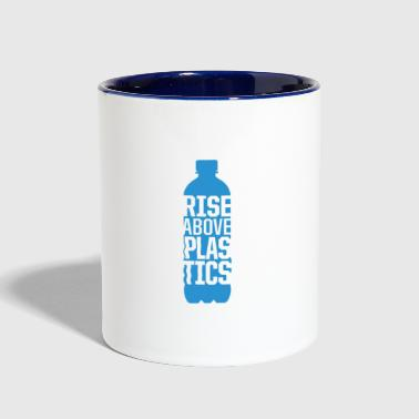 marine environment - Contrast Coffee Mug