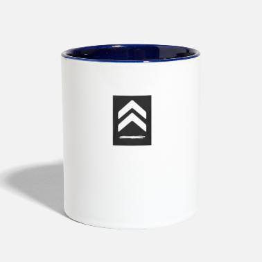 Arrow Arrows - Contrast Coffee Mug