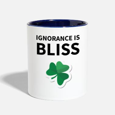 Bliss bliss - Two-Tone Mug