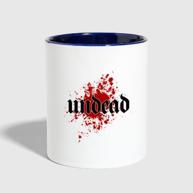 Undead - Contrast Coffee Mug