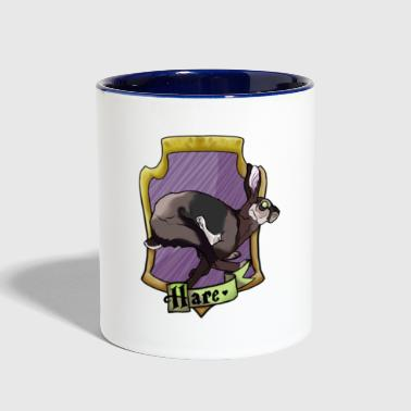 Hare guild - Contrast Coffee Mug