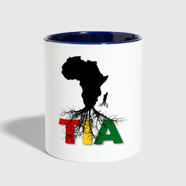 This is Africa - Contrast Coffee Mug
