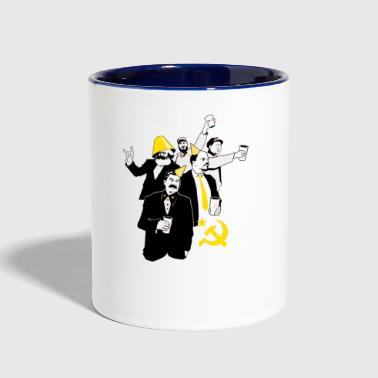 The Communist Party - Contrast Coffee Mug