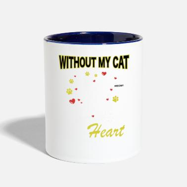 Cat Lover CAT LOVERS - Contrast Coffee Mug