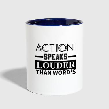 occupation designs - Contrast Coffee Mug