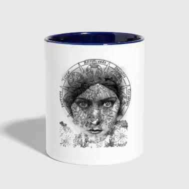 The Eyes of Alchemy - Contrast Coffee Mug
