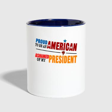 PROUD TO BE - Contrast Coffee Mug
