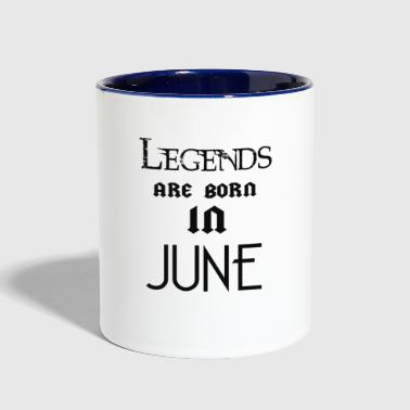 legend - Contrast Coffee Mug