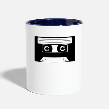 Tape Tape - Contrast Coffee Mug