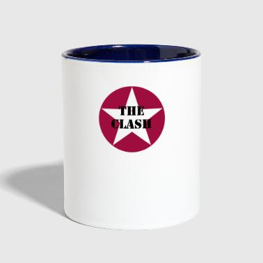 Clash The Clash - Contrast Coffee Mug