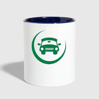Auto Wolfsburg Car - Contrast Coffee Mug
