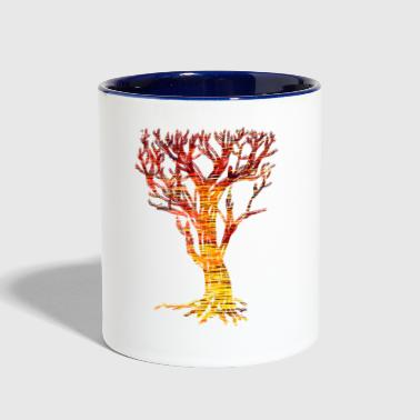 The Tree of Trees - Contrast Coffee Mug