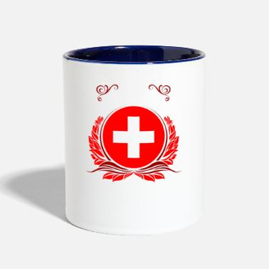 Switzerland This Is Switzerland - Contrast Coffee Mug