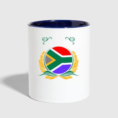 This Is South Africa - Contrast Coffee Mug