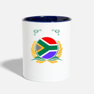 South This Is South Africa - Contrast Coffee Mug