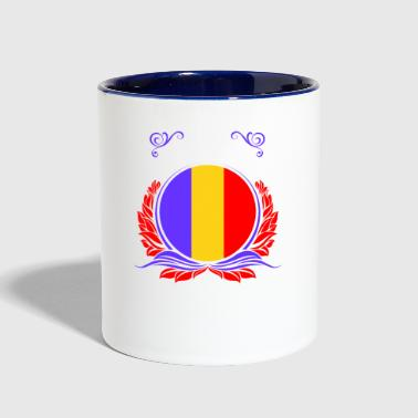 This Is Romania - Contrast Coffee Mug
