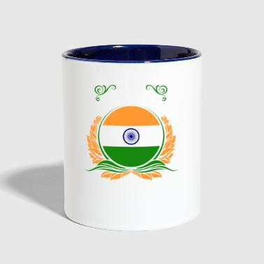 This Is India - Contrast Coffee Mug