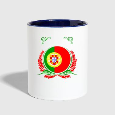 This Is Portugal - Contrast Coffee Mug