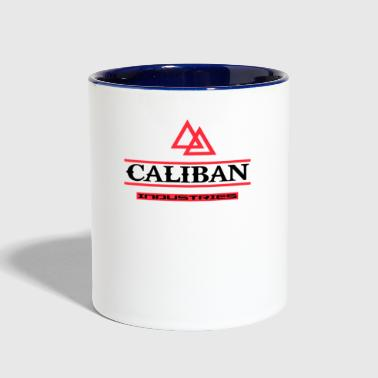 Caliban Industries - Contrast Coffee Mug