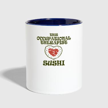 This occupational therapist - Contrast Coffee Mug