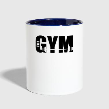 The GYM - Contrast Coffee Mug