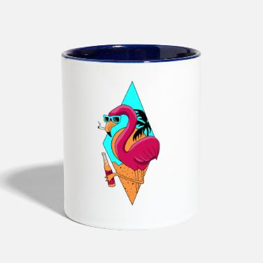 Bliss Blissful - Contrast Coffee Mug