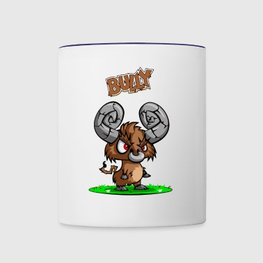 Bully - Contrast Coffee Mug