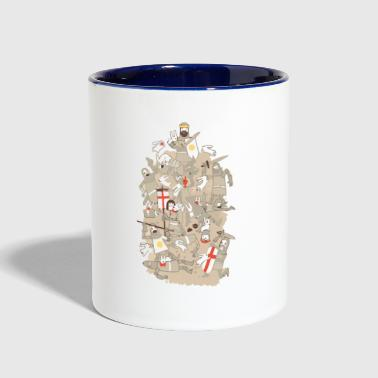 BAD TEMPERED RODENTS - Contrast Coffee Mug