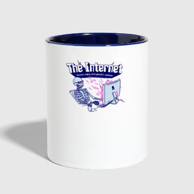 The Internet - Contrast Coffee Mug