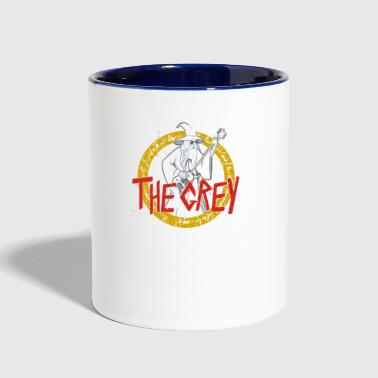 The Grey - Contrast Coffee Mug