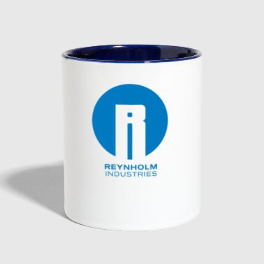 Reynholm Industries - Contrast Coffee Mug