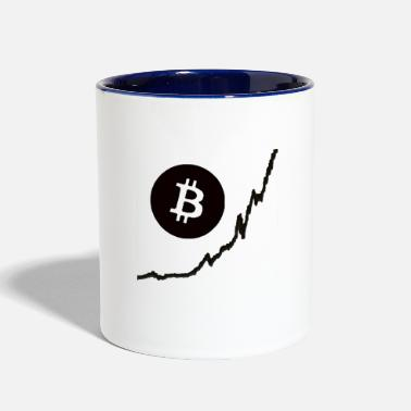 Movement Bitcoin Movement - Two-Tone Mug